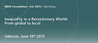 Inequality in a Recessionary World: From global to local