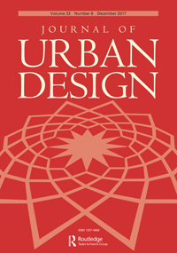 Journal of Urban Design