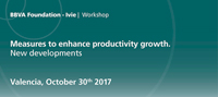 Measures to enhance productivity growth. New developments